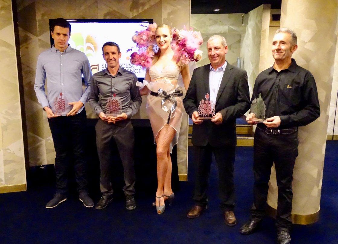 Trophées Lido 2017